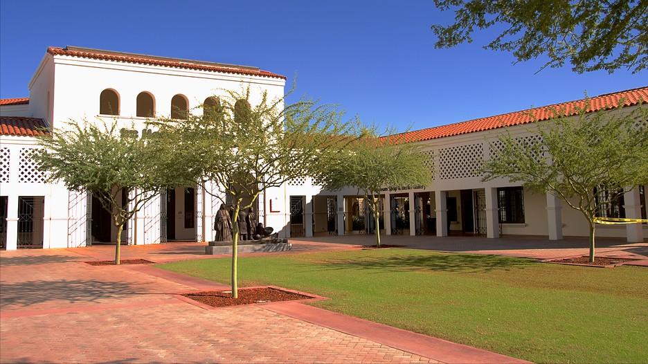heard museum in phoenix  arizona