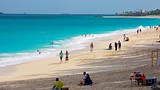 Cabbage Beach - Caraïbes - Tourism Media