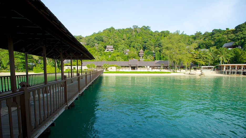 Cheap Resort In Pangkor Island