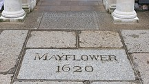 Mayflower Steps - Plymouth