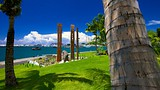 Place Jacques Chirac - French Polynesia - Tourism Media