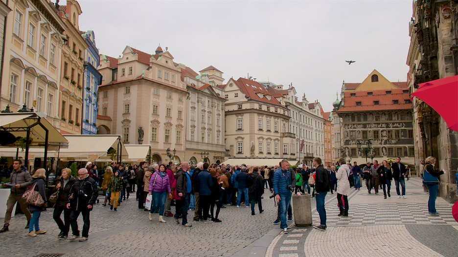 Old town square in prague expedia for Prague square