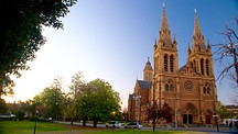 St Peter's Cathedral - Adelaide