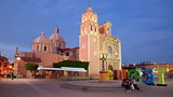 Church of Santa Maria - Queretaro - Tourism Media