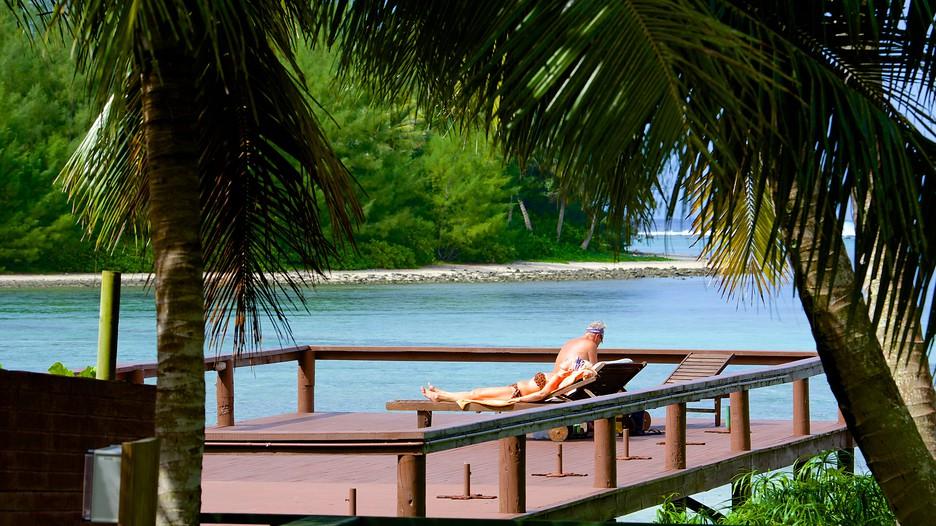 Hotels Muri Beach Rarotonga
