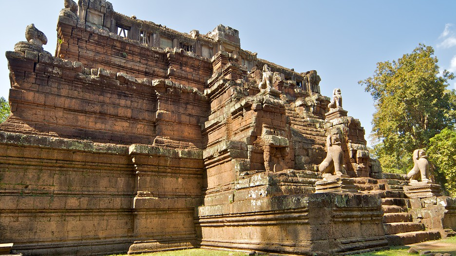 Angkor Bayon in Siem Reap, Siem Reap - Expedia.ca
