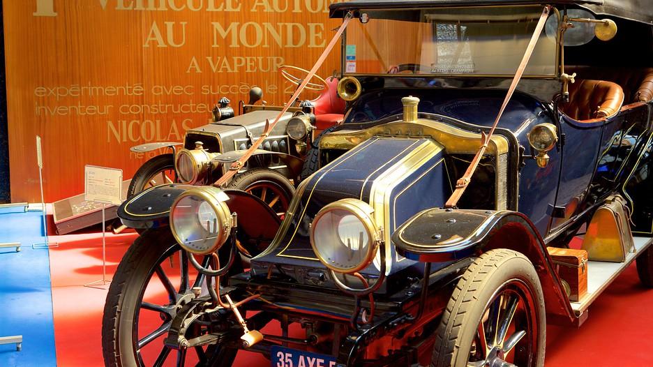 automobile museum reims grand est attraction. Black Bedroom Furniture Sets. Home Design Ideas