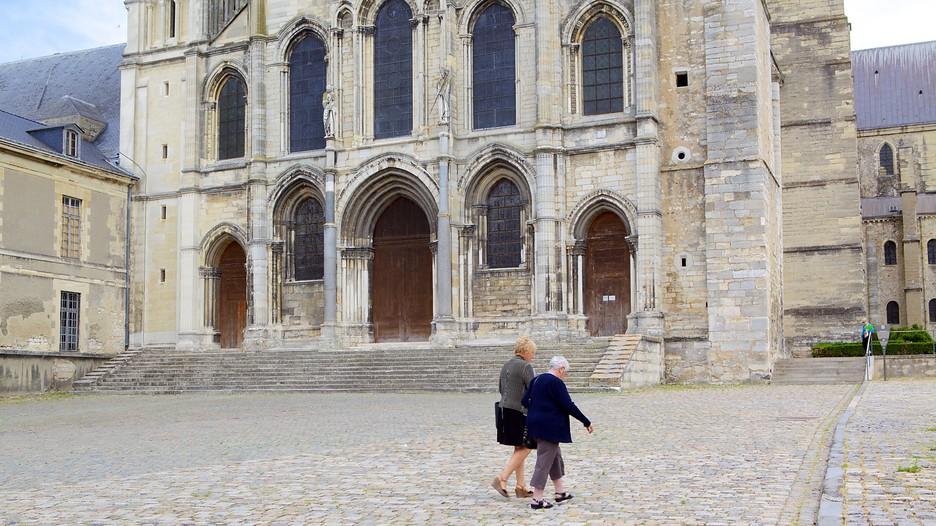 Basilique saint remi d couvrez reims avec - Basilique st remi reims ...