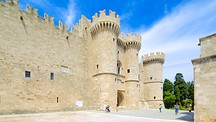 Palace of the Grand Master of the Knights of Rhodes - Rhodes Island