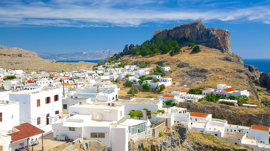 Rhodes Island Vacations: Package amp; Save up to $570