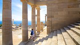 Acropolis of Lindos - Rhodes Island - Tourism Media