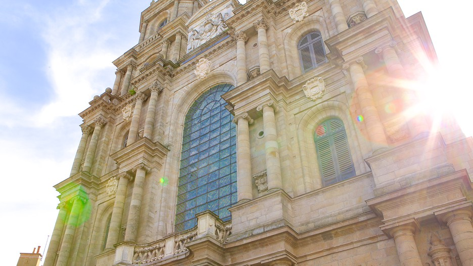 Rennes Cathedral - Rennes - Tourism Media