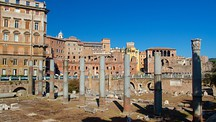 Forum of Trajan (Foro di Traiano) - Rome