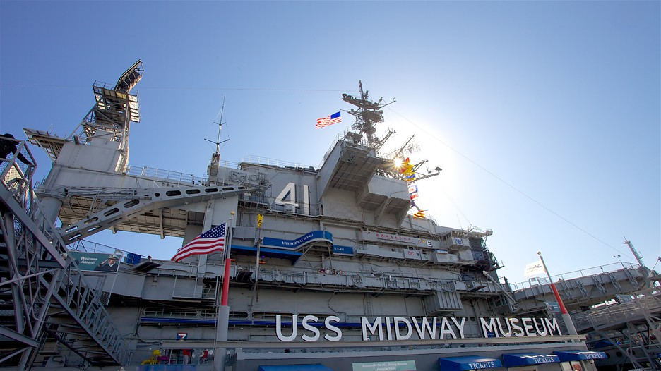 USS Midway Museum in San Diego, California   Expedia.ca