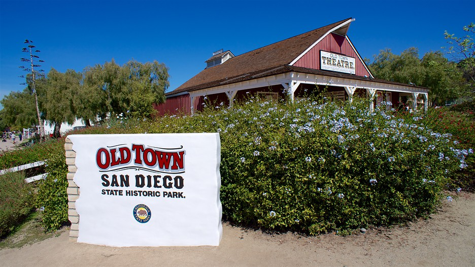 Old town san diego state park in san diego california - Towne place at garden state park ...