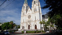 Cathedral of St. John the Baptist - Savannah