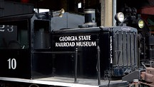 Georgia State Railroad Museum - Savannah