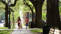 Oglethorpe Square - Savannah