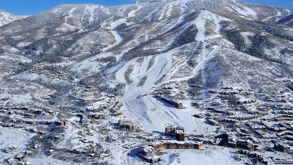 Steamboat Ski Resort In Steamboat Springs Colorado