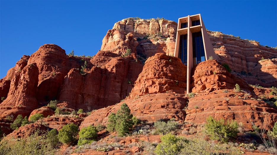 Chapel Of The Holy Cross In Sedona Arizona Expedia