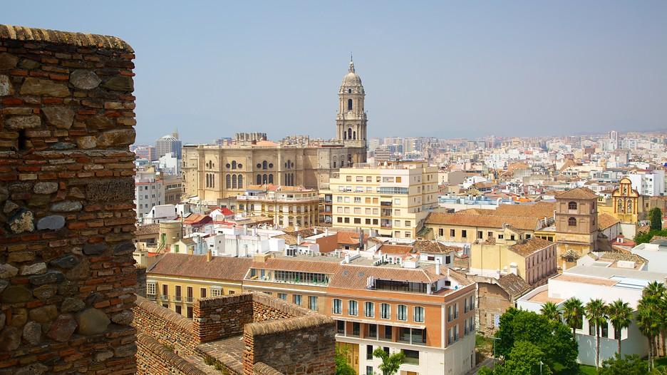 Alcazaba in Malaga,  Expedia