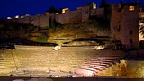 Malaga Amphitheatre - Spain - Tourism Media