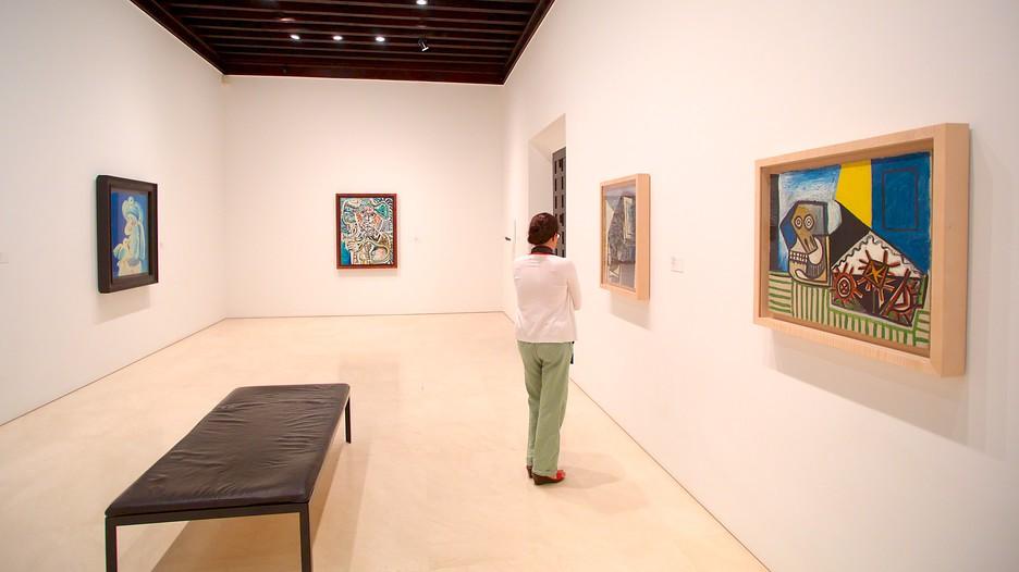 Afbeeldingsresultaat voor museum picasso malaga