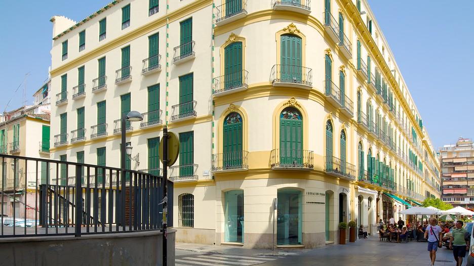 Picasso 39 s birthplace in malaga province expedia - Casa home malaga ...