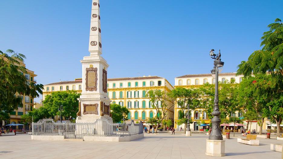 La Plaza Restaurant Malaga