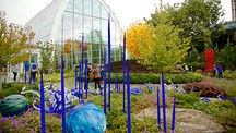 Dale Chihuly Glass Museum - Seattle