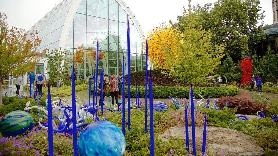 Chihuly Garden And Glass In Seattle United States Of