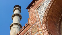 Tomb of Akbar the Great - Agra