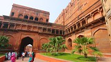 Agra Fort - Agra - Tourism Media