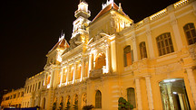Ho Chi Minh City Hall Square - Ho Chi Minh City