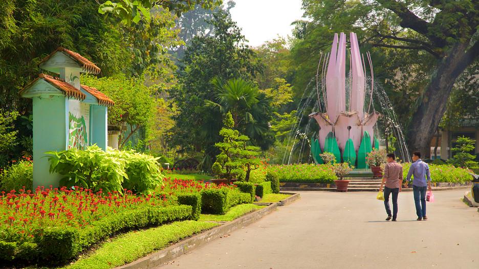 Saigon Zoo And Botanic Garden In Ho Chi Minh City Expedia: garden city zoo