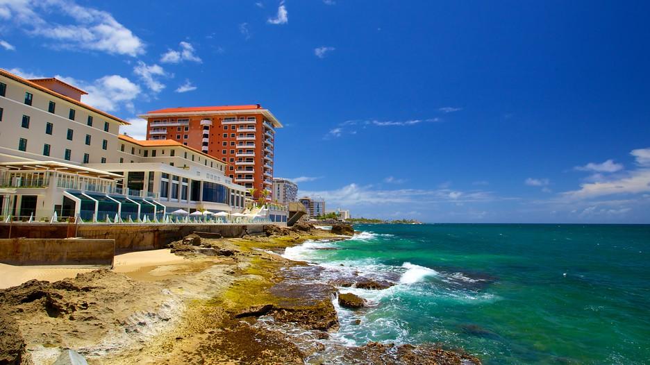 Images of puerto rico la playa del condado - Playa Del Condado Informaci 243 N De Playa Del Condado En San