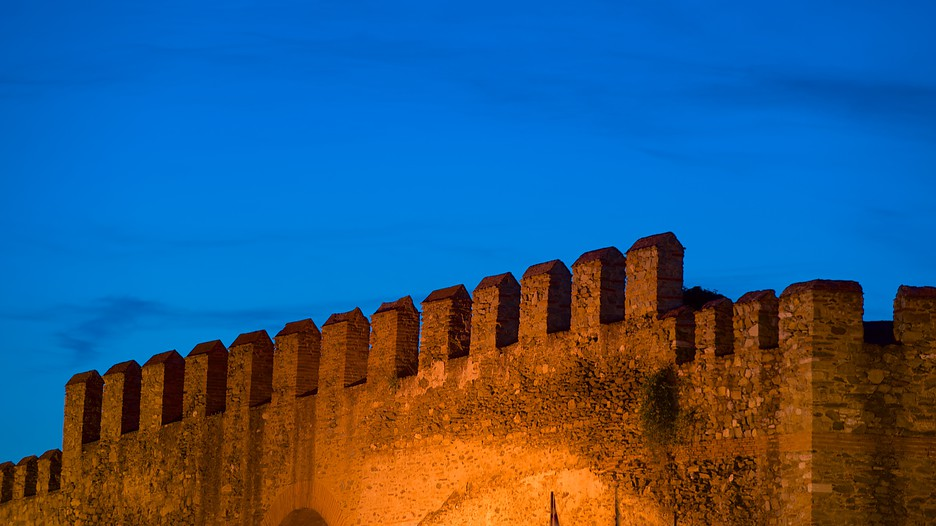 Remparts Byzantins D 233 Couvrez Thessalonique Avec Expedia Fr