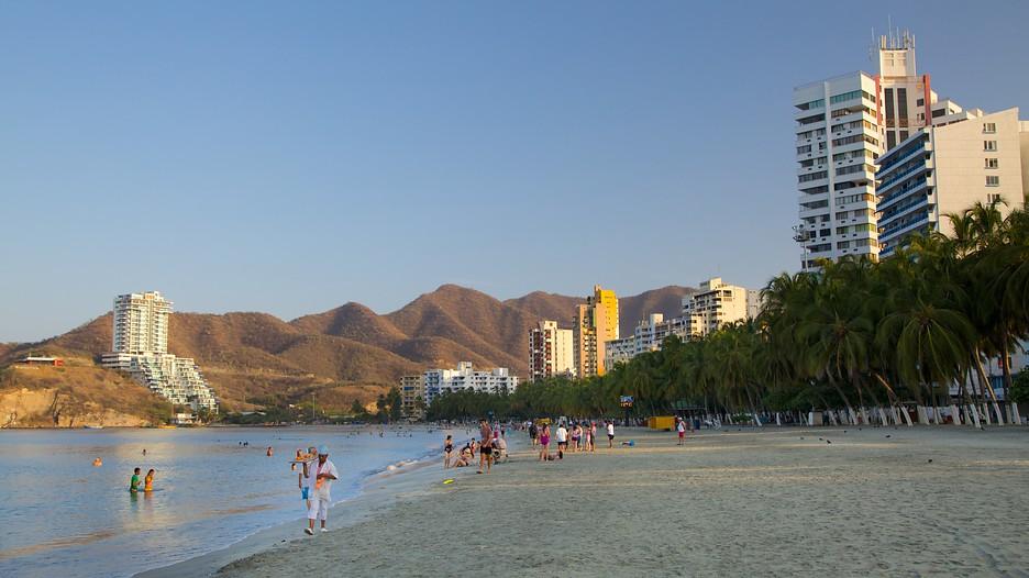 Rodadero Beach In Santa Marta Expedia