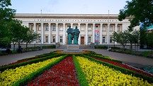 Cyril and Methodius National Library of Bulgaria - Sofia