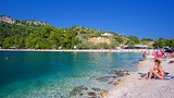 Kasuni Beach - Split - Middle Dalmatia - Tourism Media