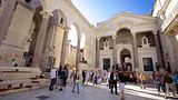 Diocletian's Palace - Split - Middle Dalmatia - Tourism Media