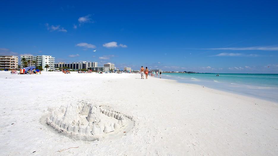 Siesta Key Public Beach In Sarasota Florida Expedia