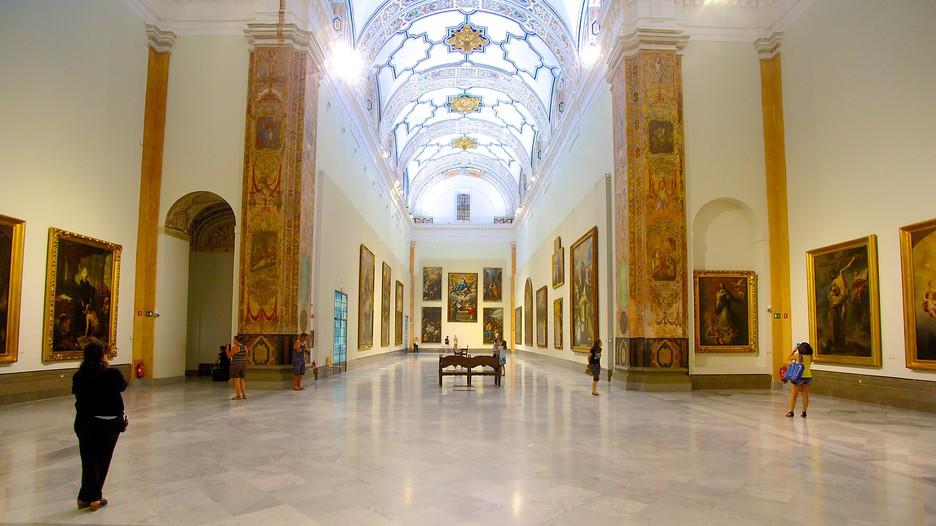 Museum of fine arts d couvrez s ville avec for Interieur d un couvent streaming