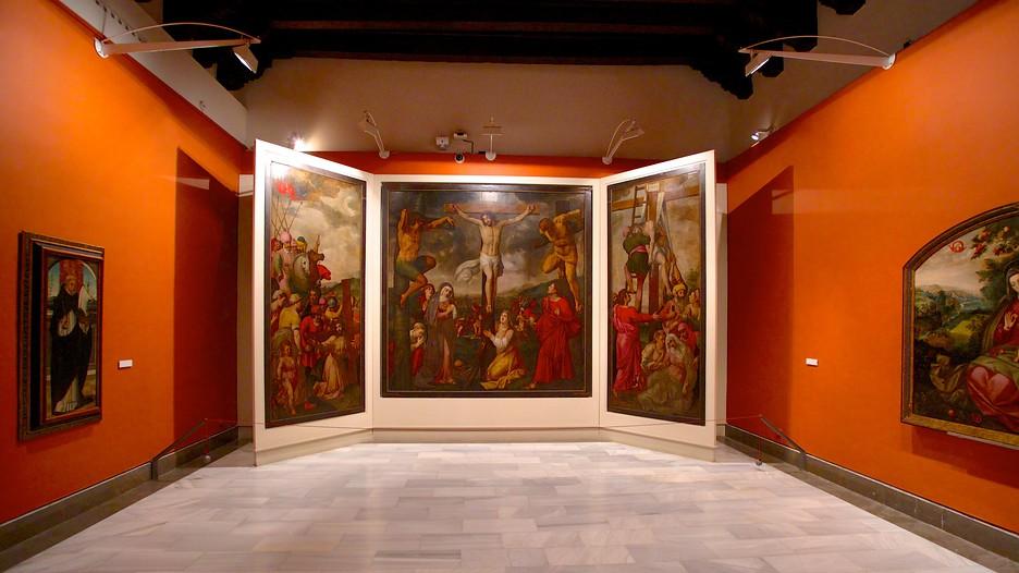 Elements Of Fine Arts : Museum of fine arts découvrez séville avec expedia