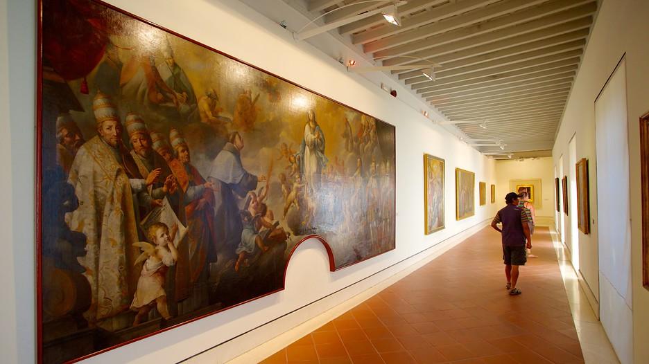 Museum of fine arts d couvrez s ville avec for Interieur d un couvent