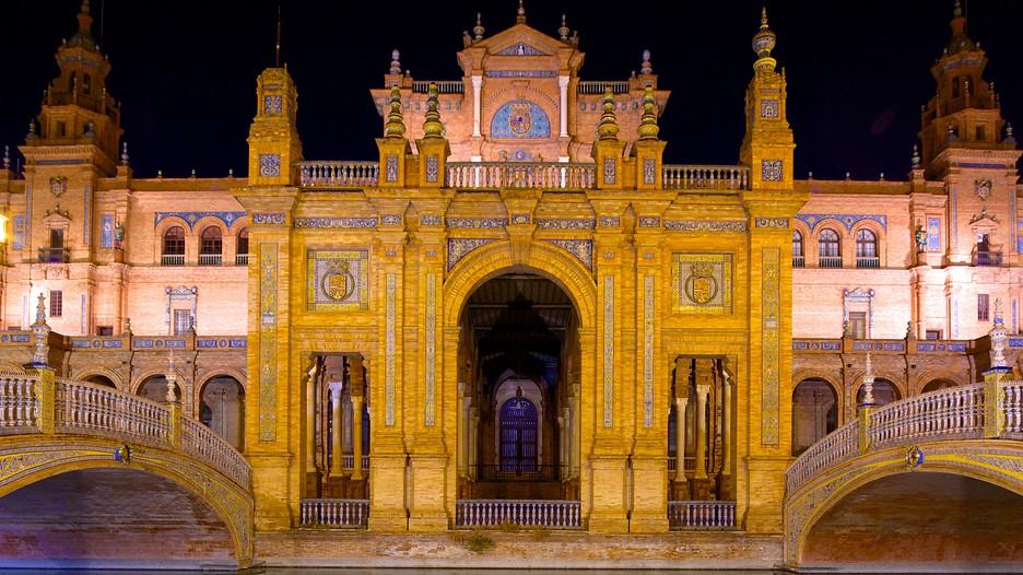 Plaza De Espana In Seville Expedia