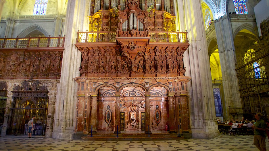 Seville Cathedral in Seville,  Expedia
