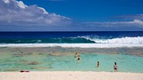 Showing item 77 of 90. Taungaroro Beach - Cook Islands - Tourism Media