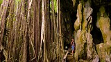 Anatakitaki Cave - Cook Islands - Tourism Media