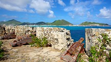 Fort Amsterdam - Sint Maarten (Dutch)